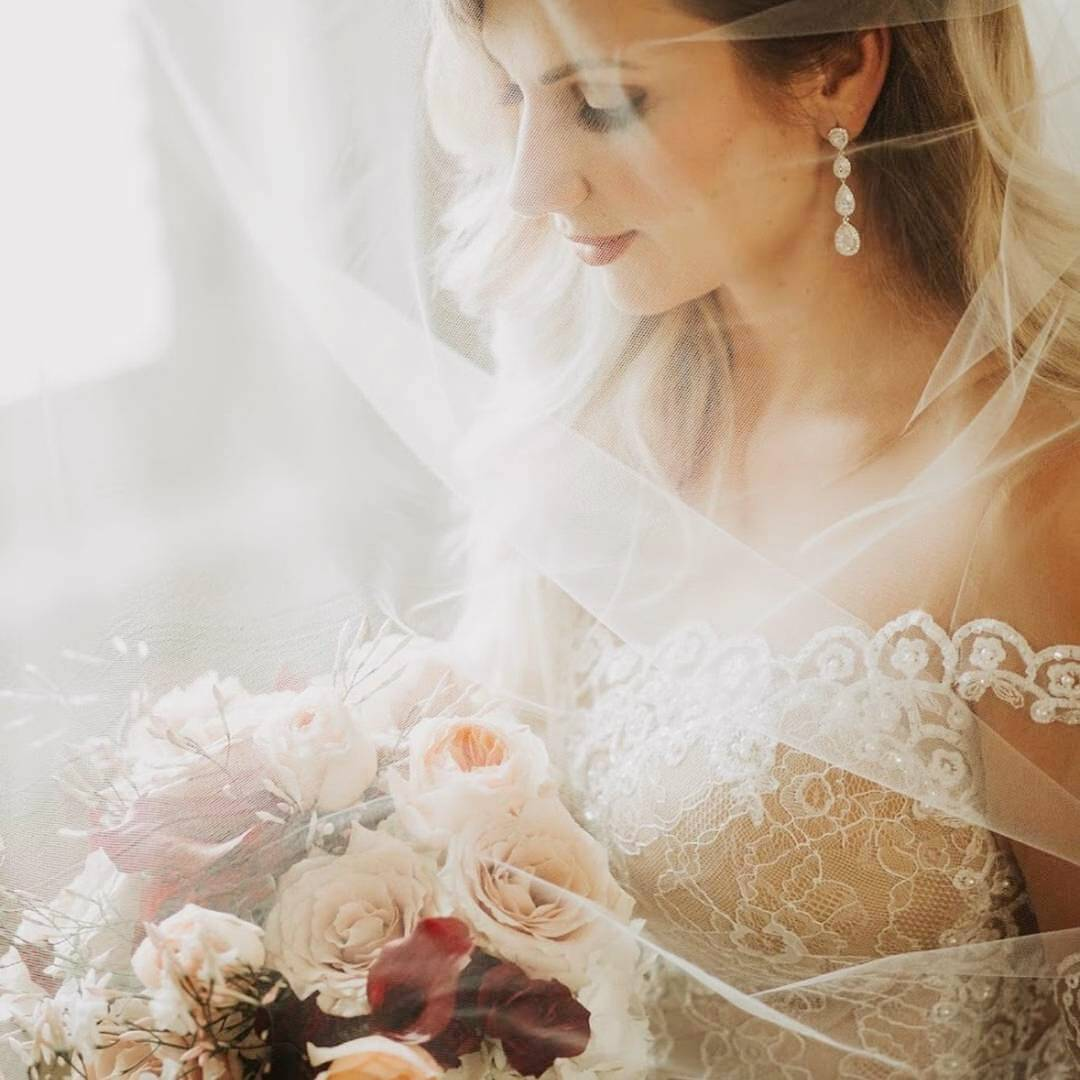 Tips Memilih Veil untuk Pengantin Wanita
