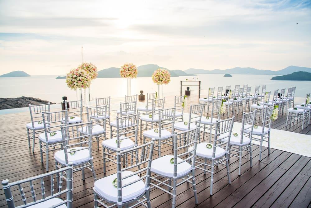 Tips Mengadakan Resepsi Pernikahan di Rooftop