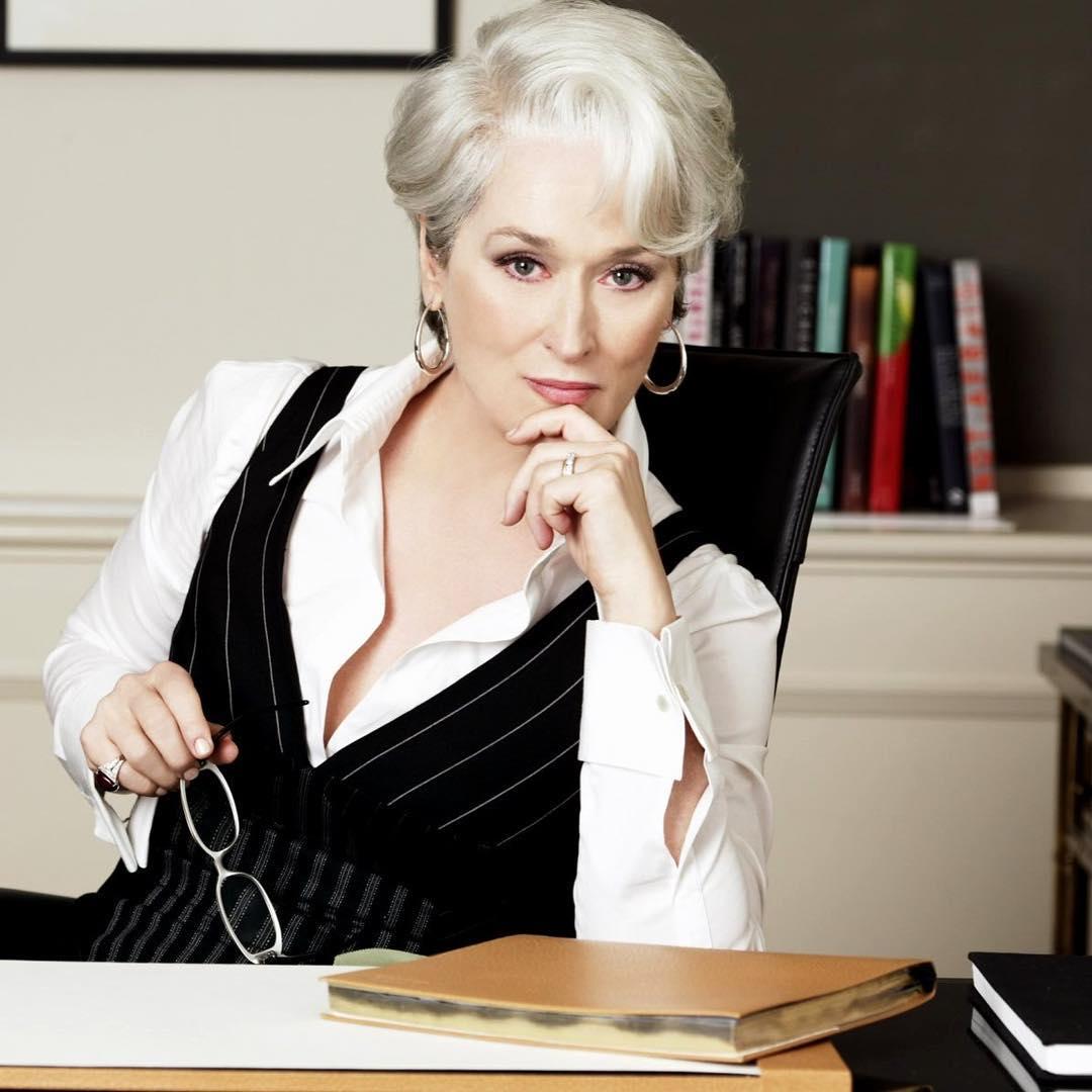 Tips Percintaan dari Artis Senior Meryl Streep