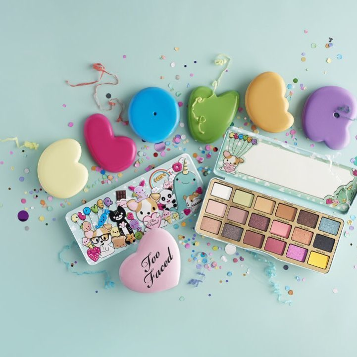 Too Faced Hadirkan Palet Eyeshadow Clover