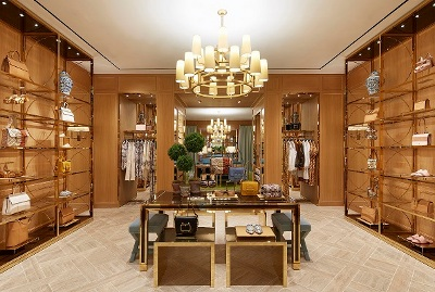 Tory Burch Pacific Place Resmi Dibuka!