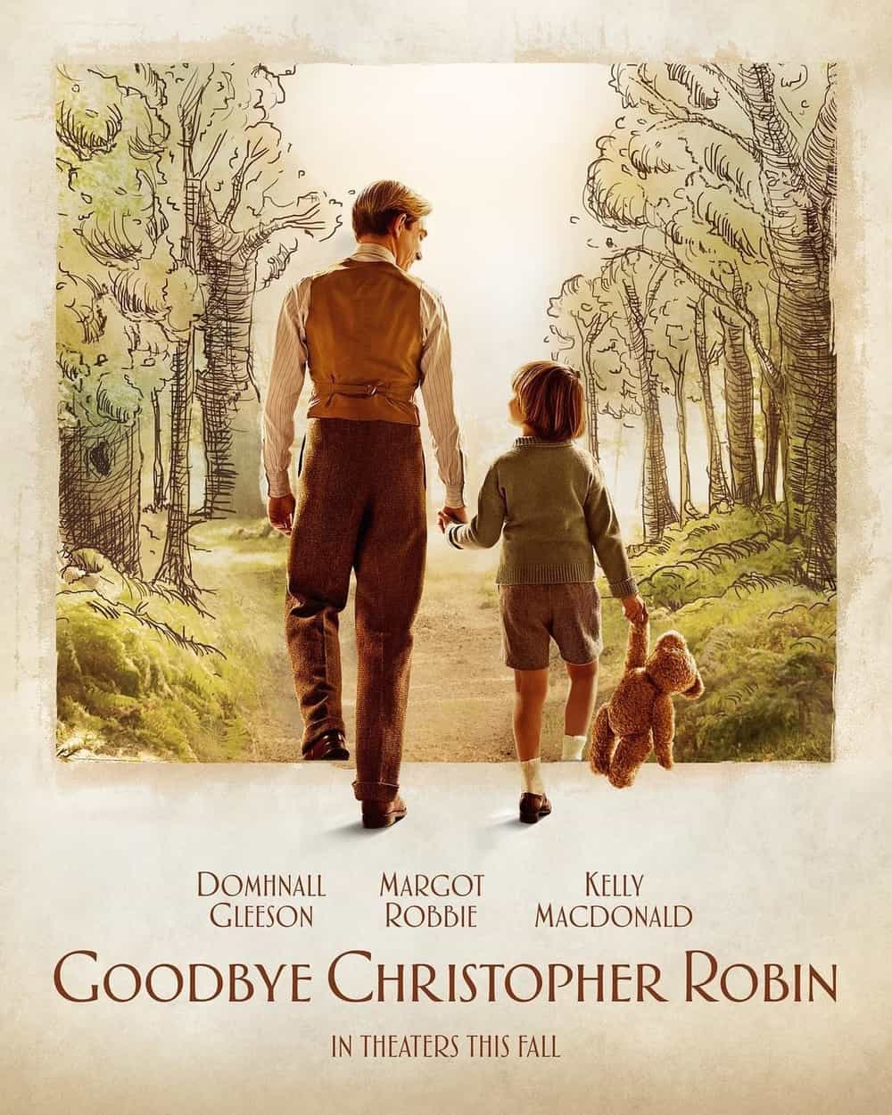 Trailer Baru Film Goodbye Christopher Robin