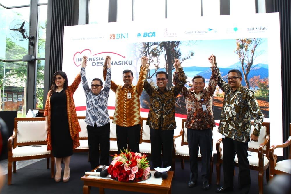 """Travelling Kian Mudah Dengan """"Indonesia Destinasiku"""""""