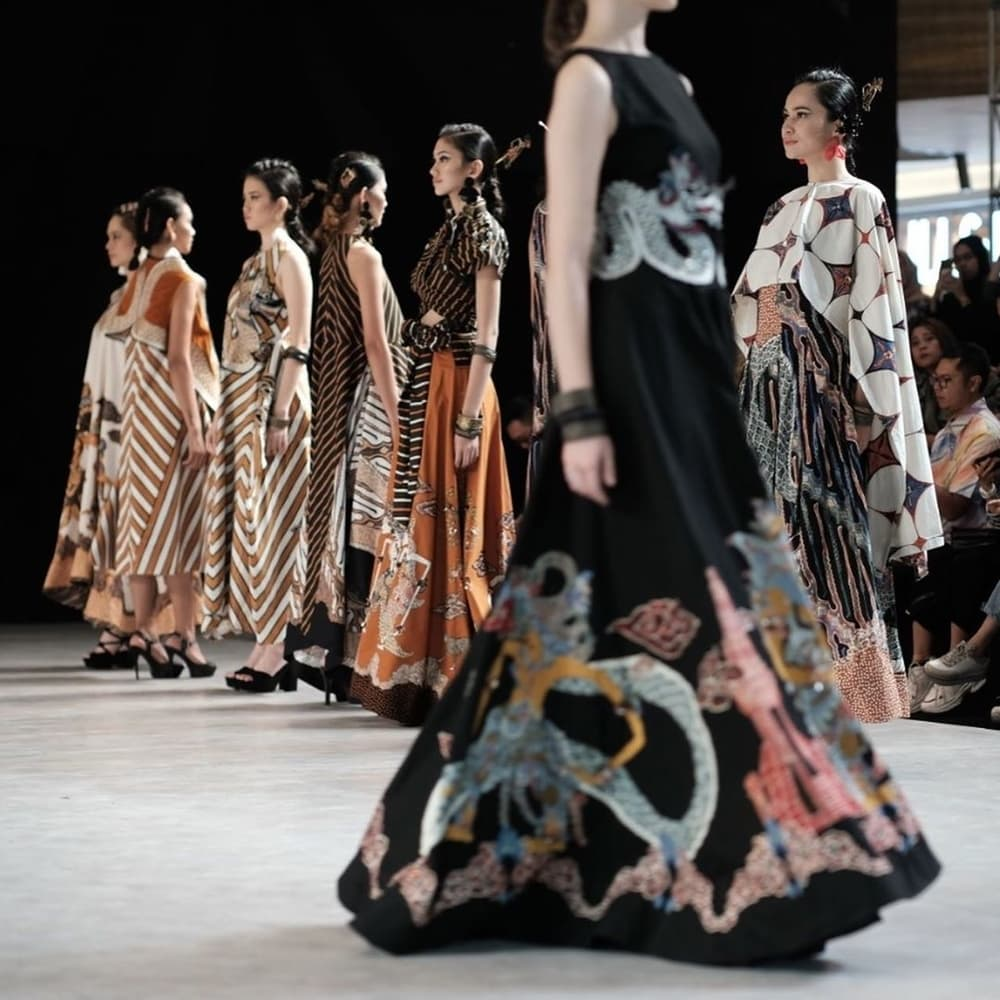Tren 'Sustainable Fashion' Di 23 Fashion District 2019