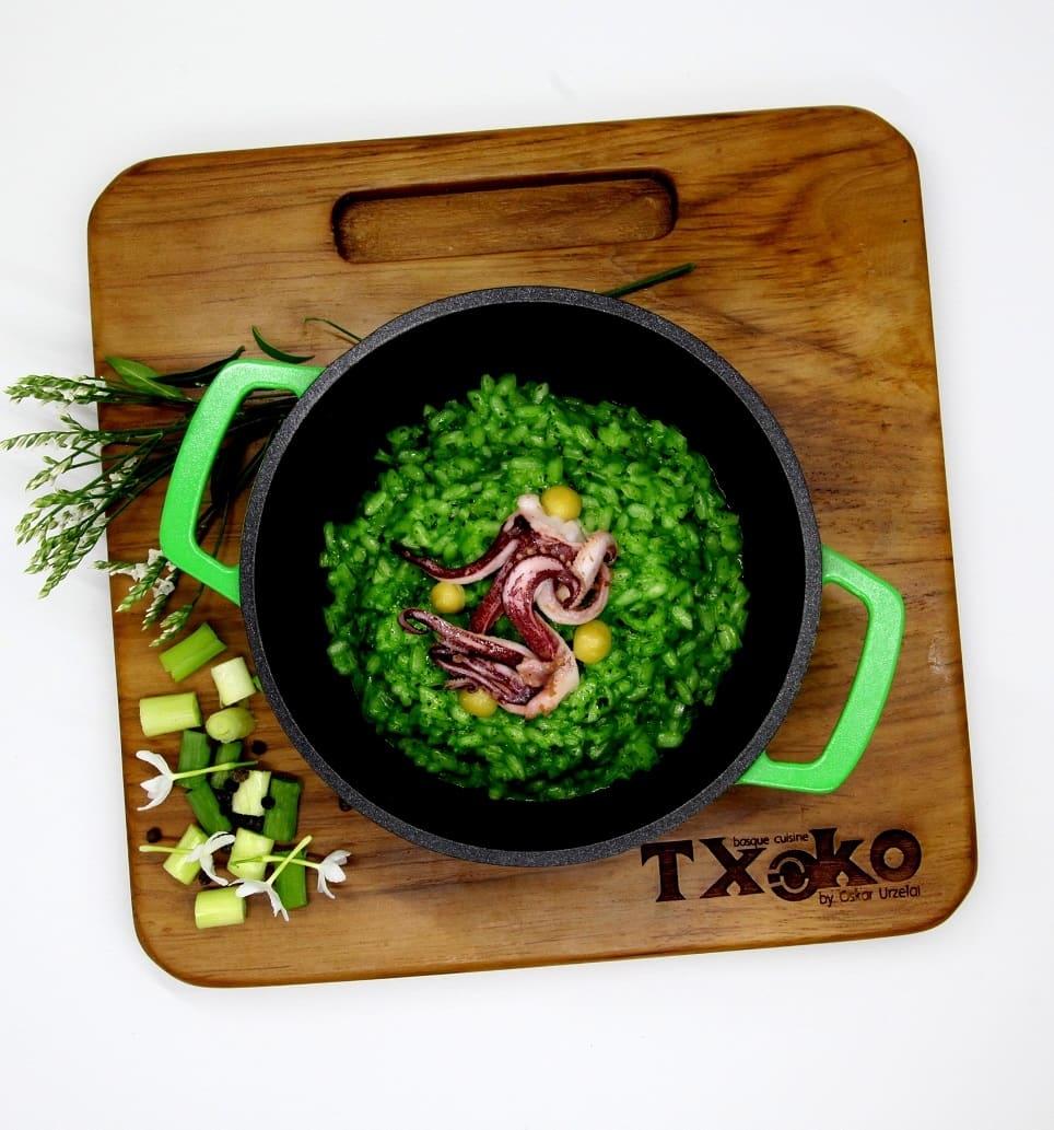 Txoko Jakarta Hadirkan Makanan Khas dari Basque Spanyol