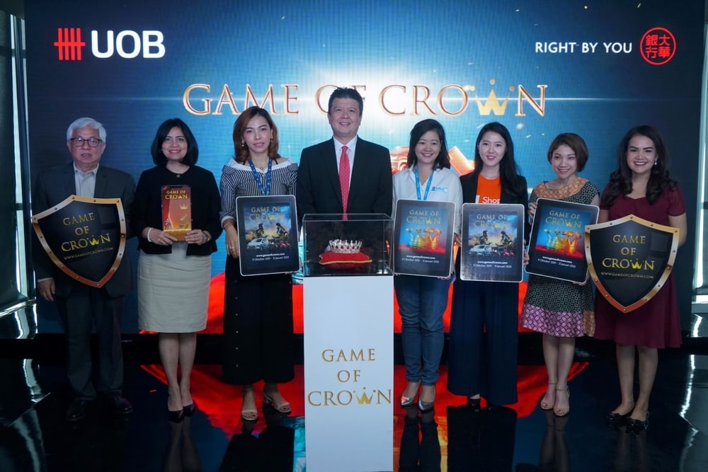 UOB Indonesia Ajak Bertualang Dengan 'Game of Crown'