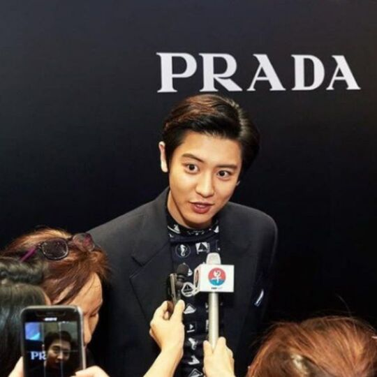 Chanyeol EXO Berangkat Wajib Militer, Ini Pesan Penggemarnya