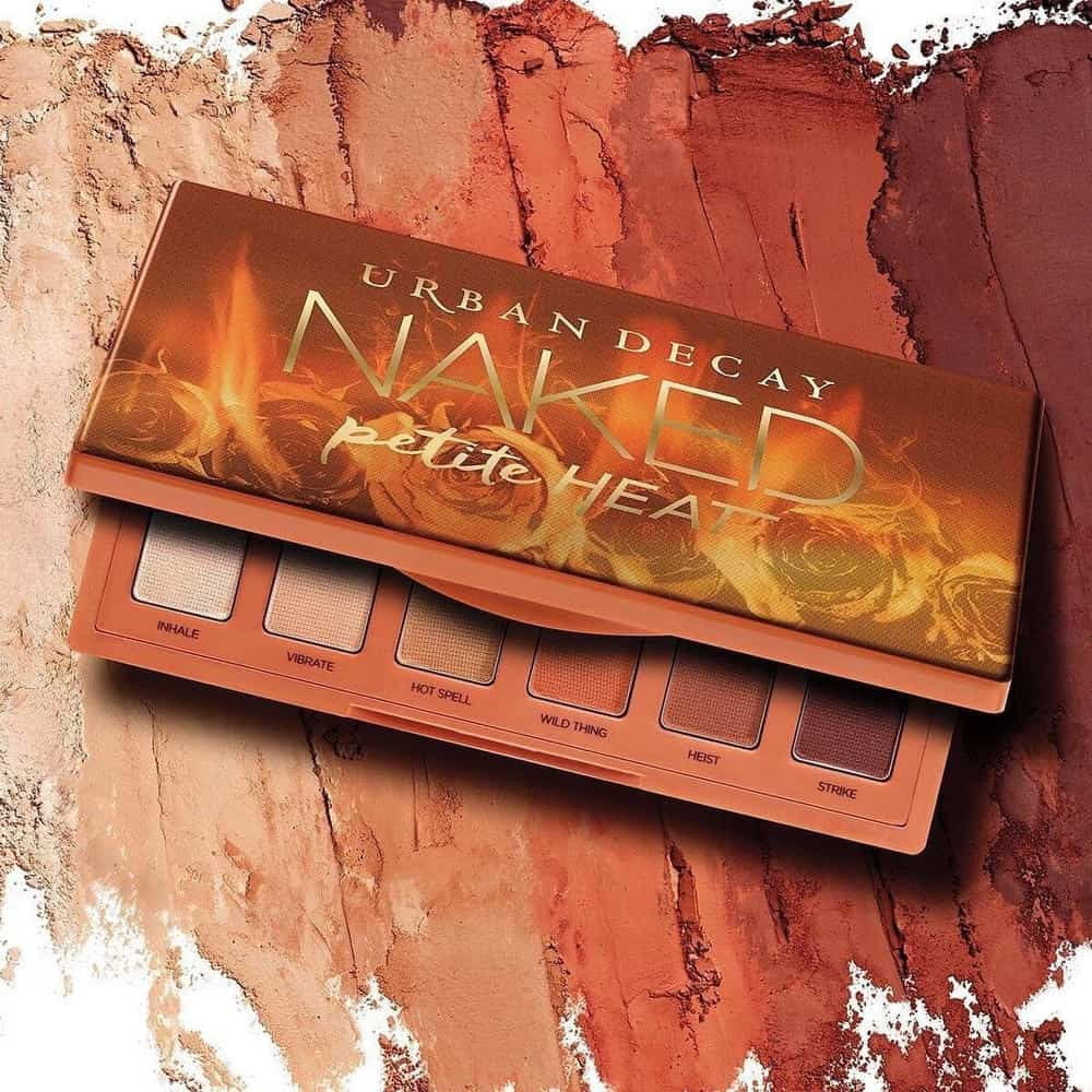 Urban Decay Hadirkan Palet Eyeshadow Naked Petite Heat