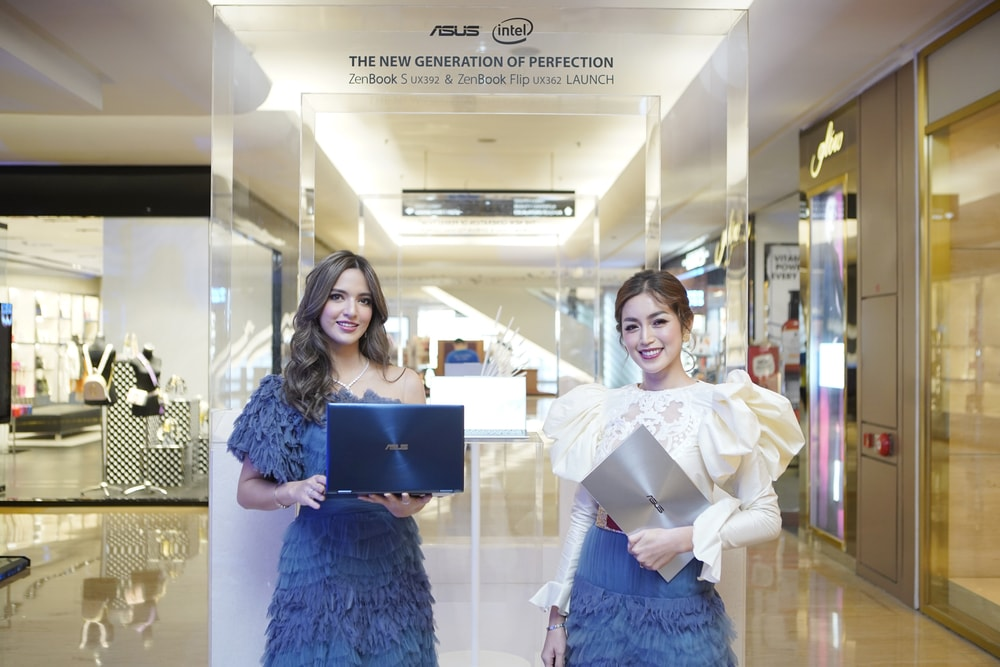 Usung Inovasi, Asus Rilis 2 Laptop ZenBook Seri Terbaru