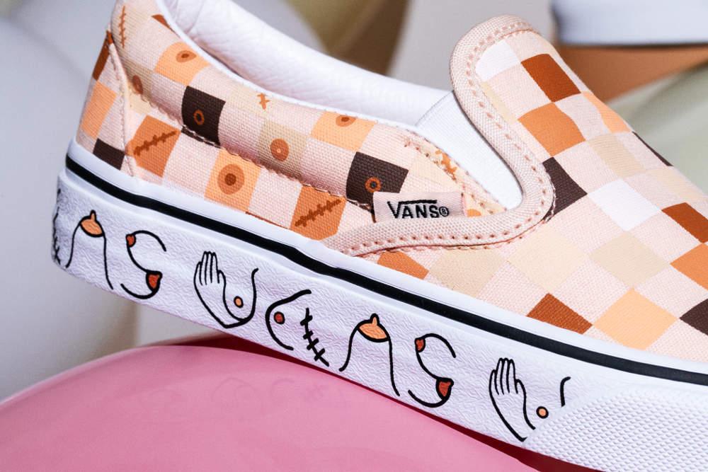 Vans Hadirkan Koleksi untuk 'Breast Cancer Awareness'