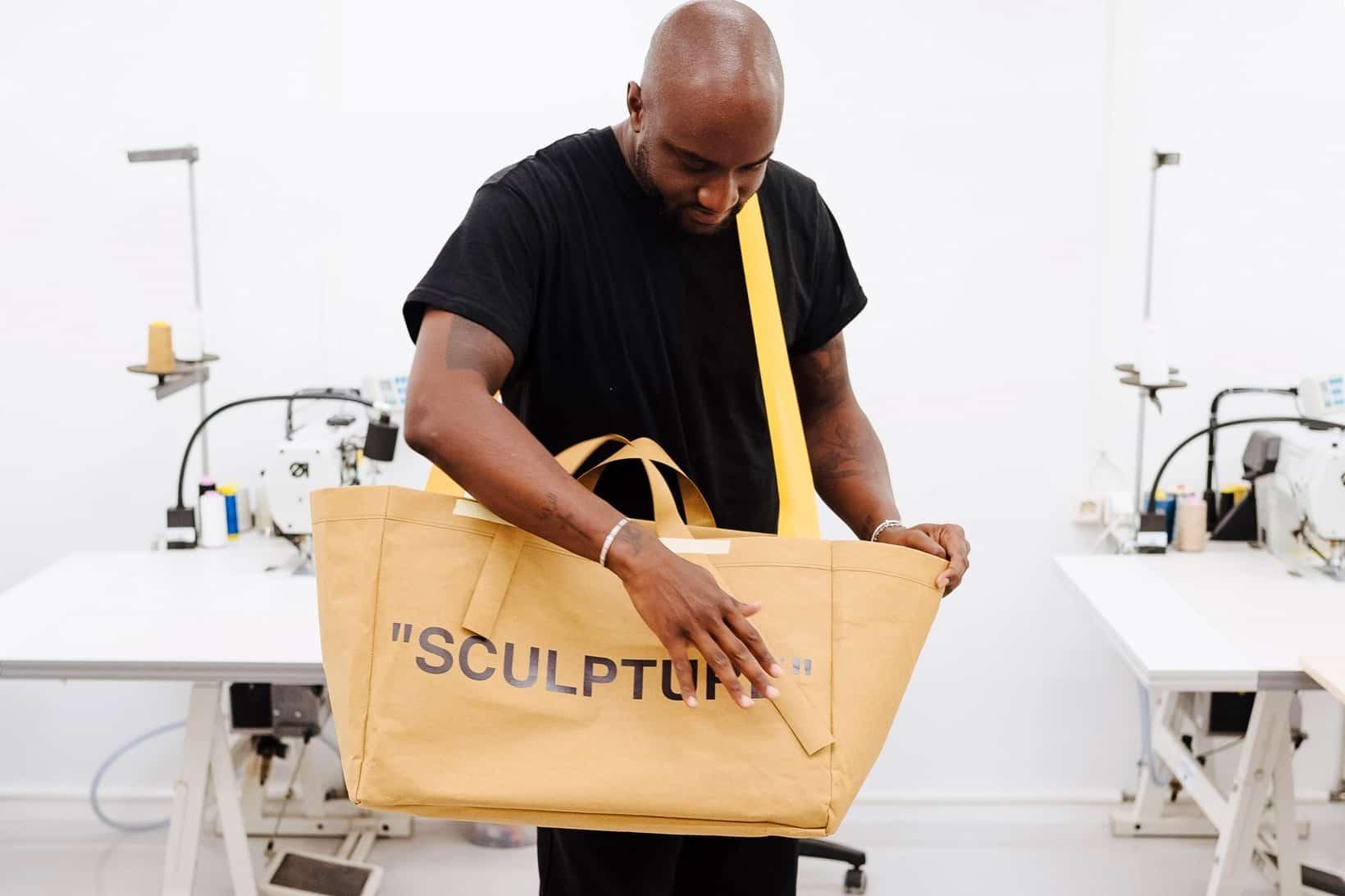 Virgil Abloh Kolaborasi dengan Ikea