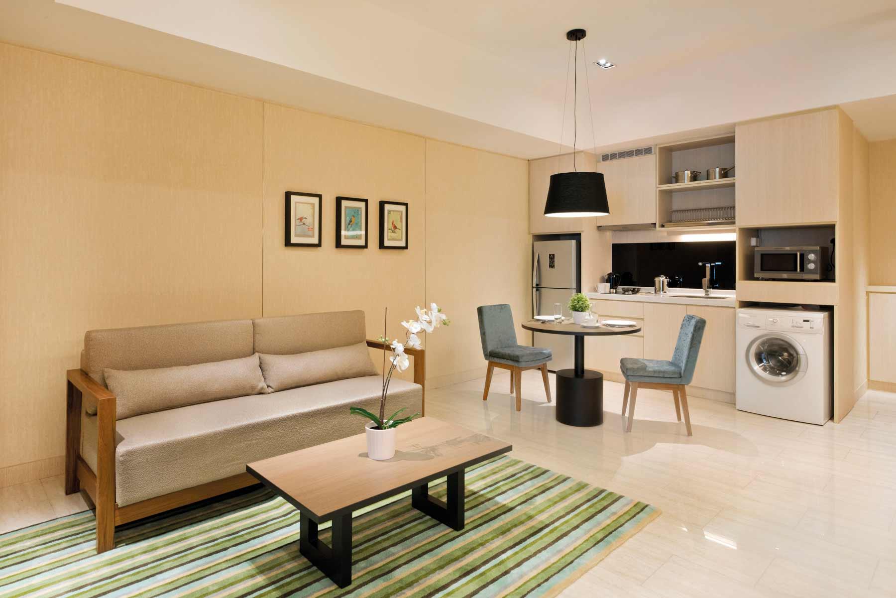 Voucher 3D2N Stay di Oasia Suites Kuala Lumpur