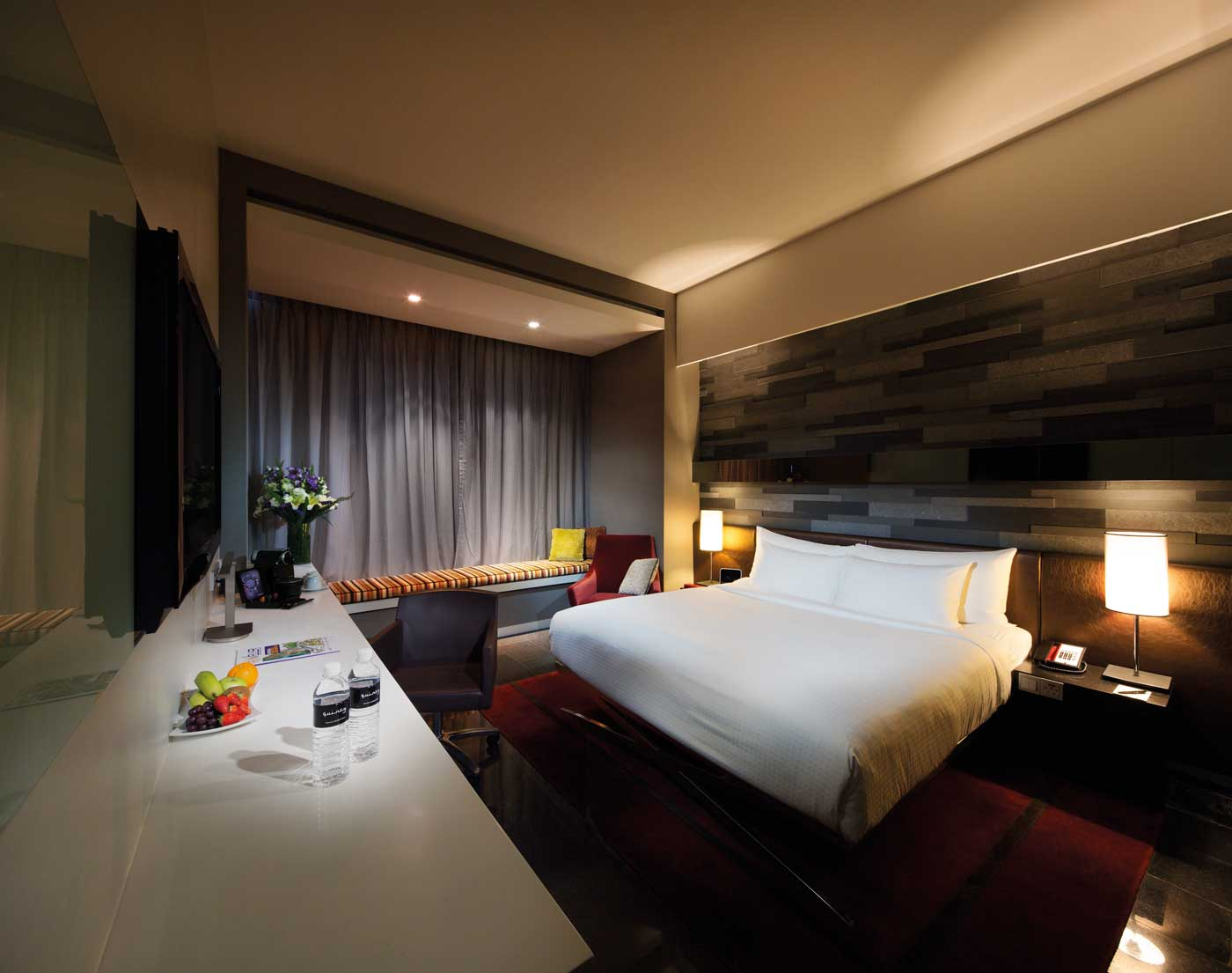 Voucher 3D2N Stay di The Quincy Hotel Singapore