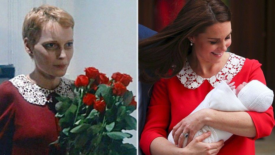 Waduh, Gaun Kate Middleton Mirip Gaun Pemain Film Horor