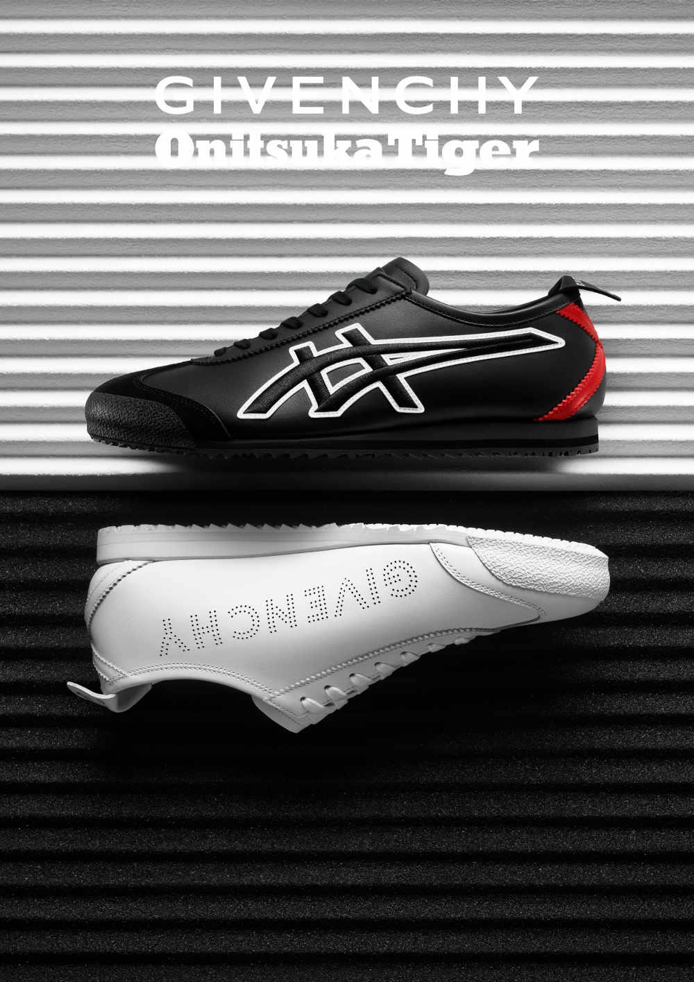 Wajib Punya: Sepatu Sneakers Givenchy x Onitsuka Tiger