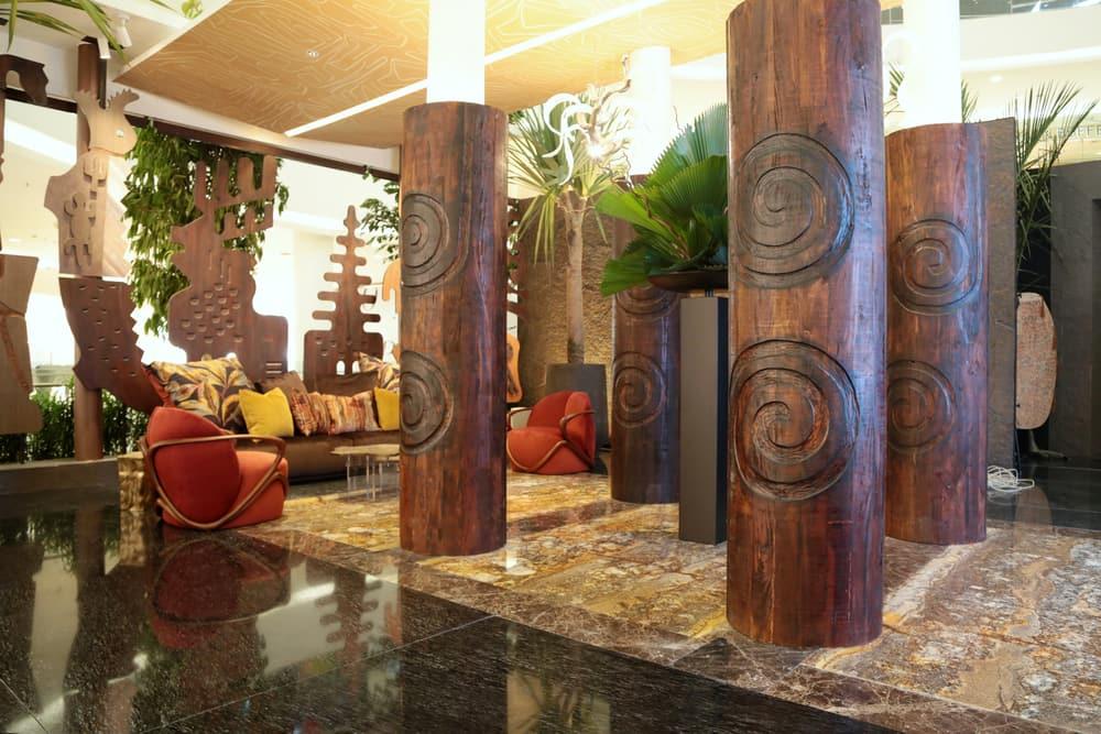 Warna Indonesia di Pameran Desain Interior 'Maison 12'