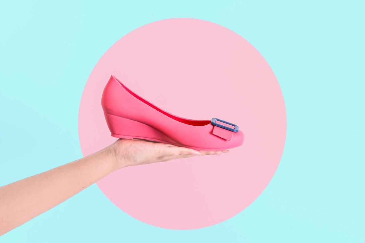 Warna-Warni Koleksi Sepatu Jelly 'Jellycious' TLTSN