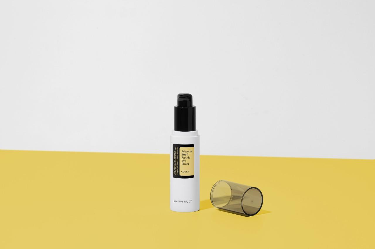 Baru: COSRX Luncurkan Eye Cream Berbahan Lendir Siput