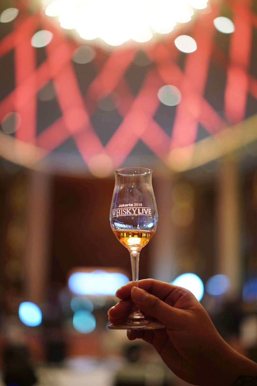 'Whisky Live', Pameran Akbar Wiski Perdana Indonesia