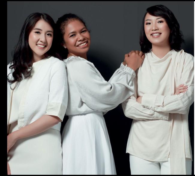 Women of the Year 2018: Azalea, Melia, dan Hanna