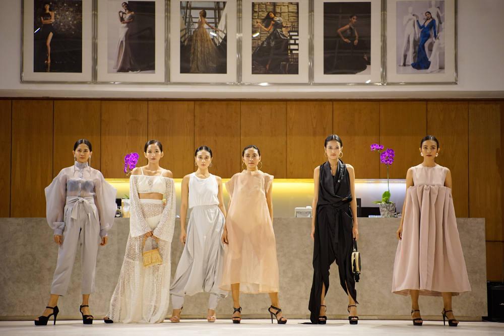 Moorooah Tampilkan Koleksi 'Unseen To Be Seen' di Bali