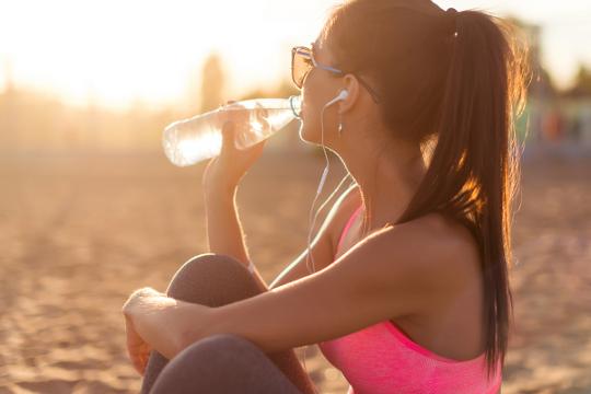 6 Manfaat Minum Air Oksigen Secara Rutin