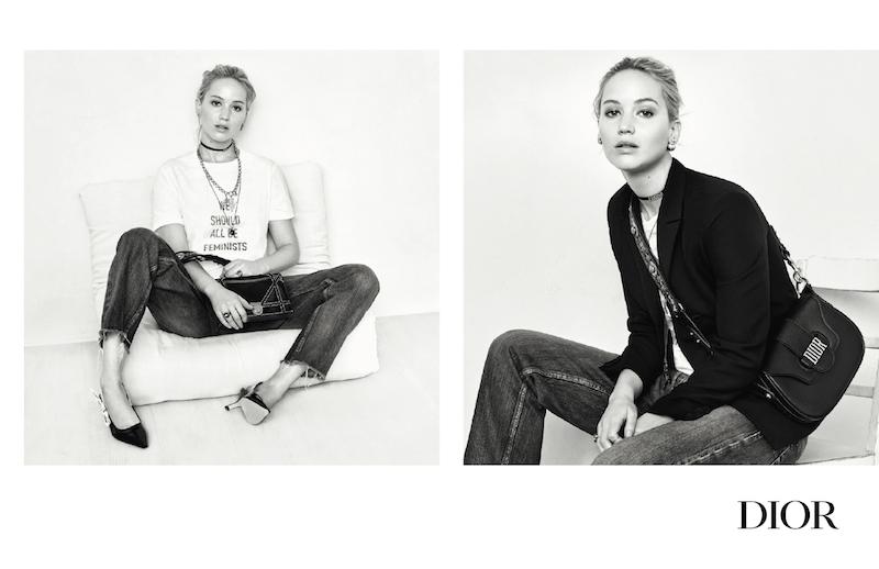 Jennifer Lawrence Bintangi Kampanye Iklan Dior