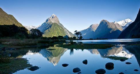 Tiket Murah ke New Zealand