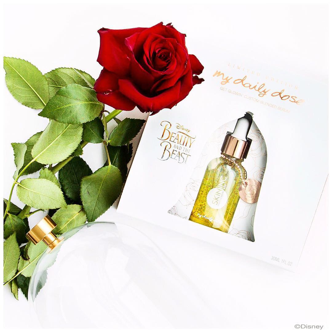 Skin Inc Luncurkan Beauty and the Beast Get Glowin' Kit