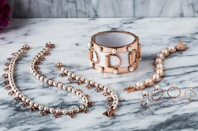 Eddie Borgo Luncurkan Perhiasan Baru untuk Pre-Fall 2015