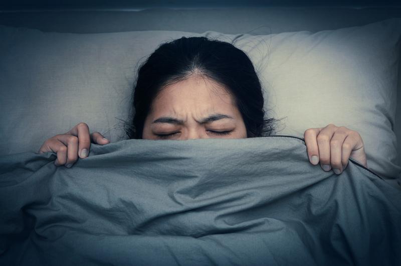 5 Penyebab Anda Bermimpi Buruk Saat Tidur
