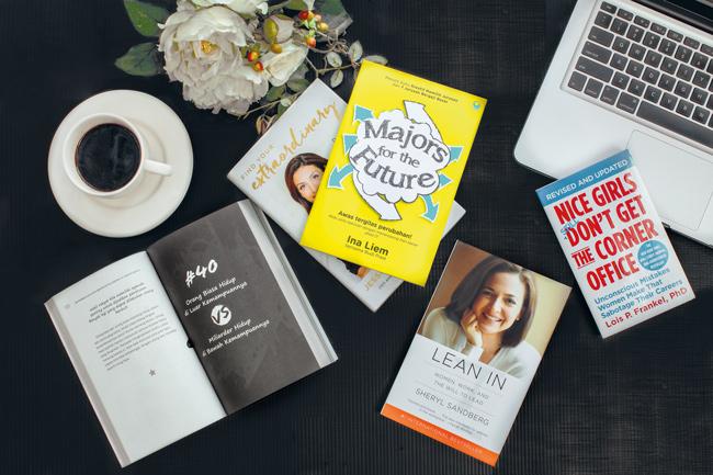 Wanita Karier Wajib Baca 5 Buku Ini