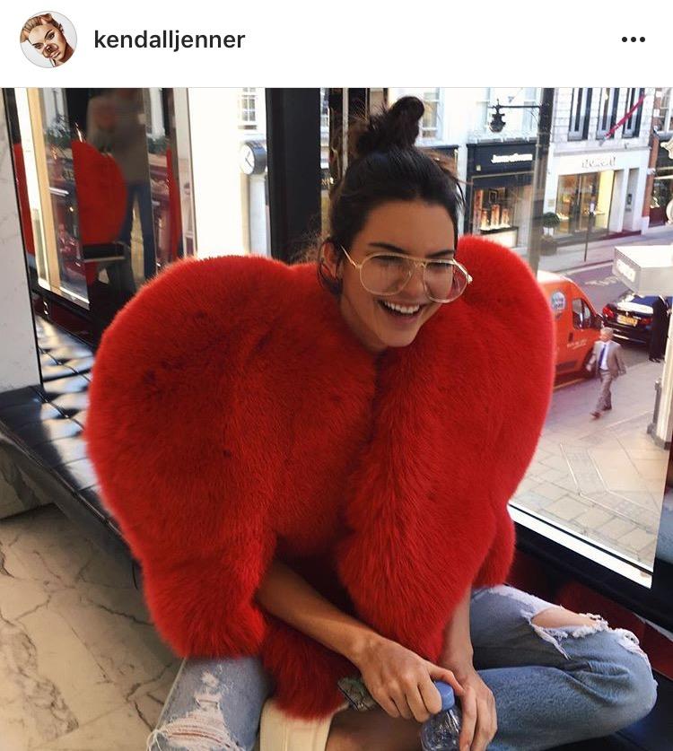 Ini Alasan Kendall Jenner Sempat Hapus Akun Instagram