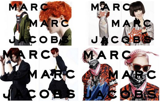 Kampanye Iklan Kreatif Marc Jacobs