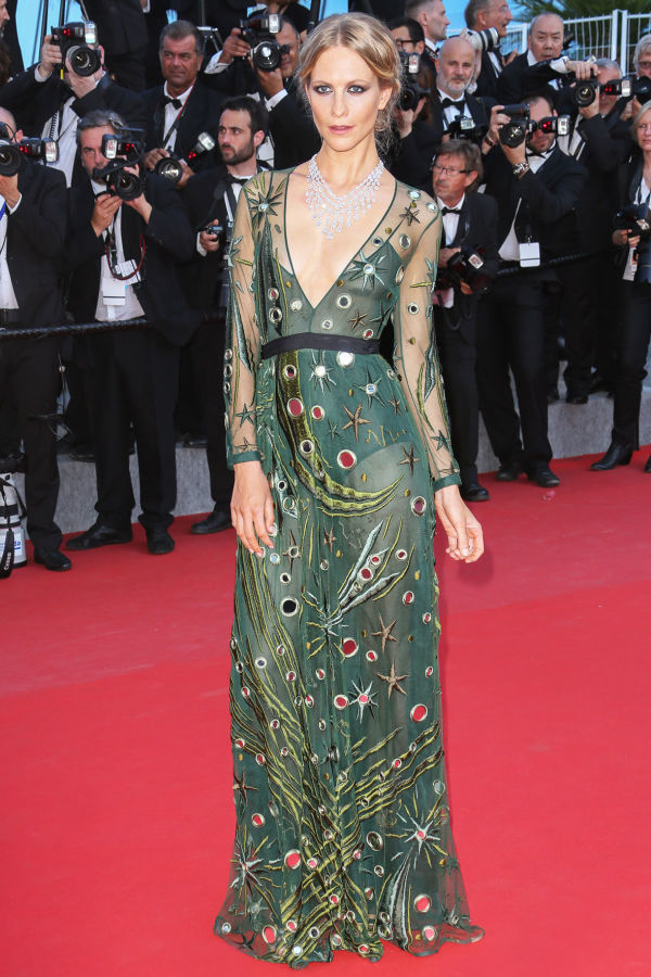 We Love: Poppy Delevingne Cannes Film Festival 2015