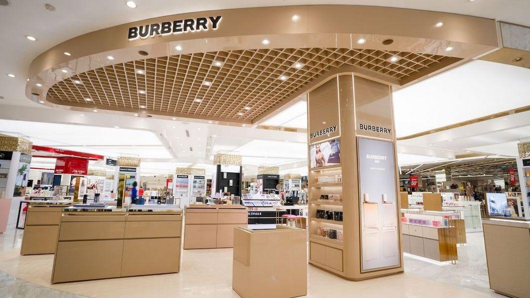Burberry Hadirkan Counter Fragrance Terbaru di Plaza Senayan