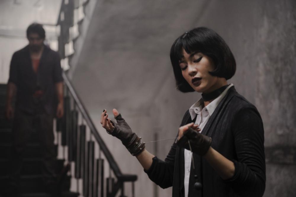 6 Seleb Wanita Dengan Peran Antagonis Di Film & Serial