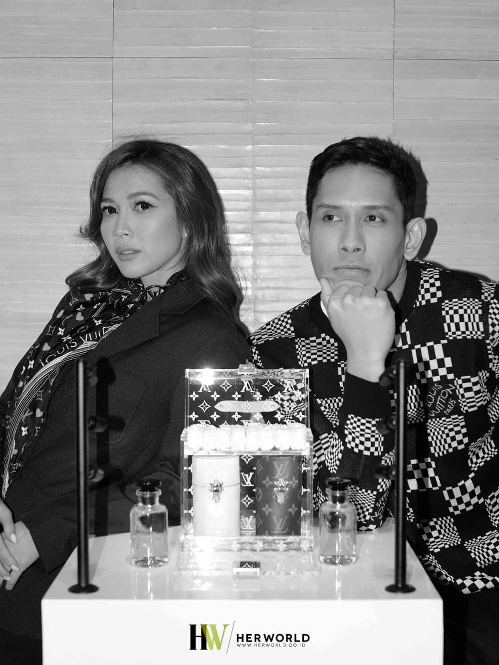 Andrea Dian Dan Ganindra Bimo Cerita Awal Mula Bertemu