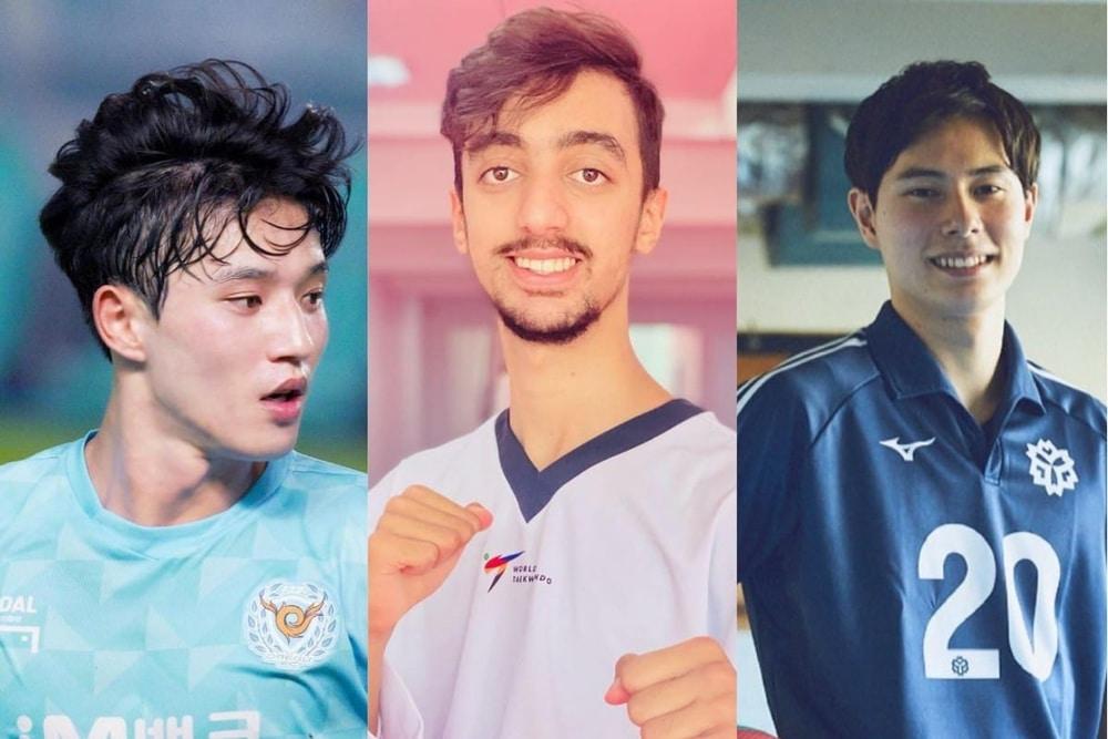 7 Atlet Pria Di Olimpiade Tokyo 2020 Yang Mencuri Perhatian