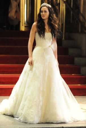 Gaun Pernikahan Terbaik di Televisi