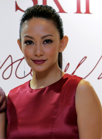A Chat with SK-II Brand Ambassador: Susan Bachtiar