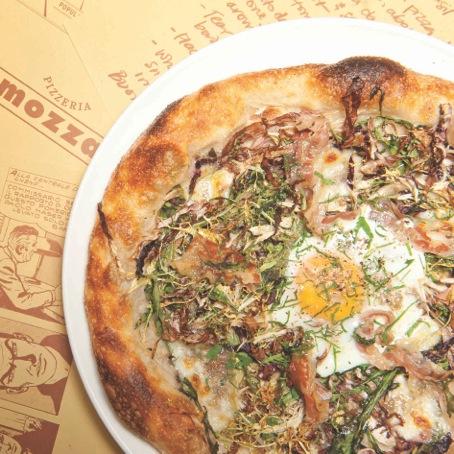 Lezatnya Masakan Italia di Pizzeria Mozza, Singapura