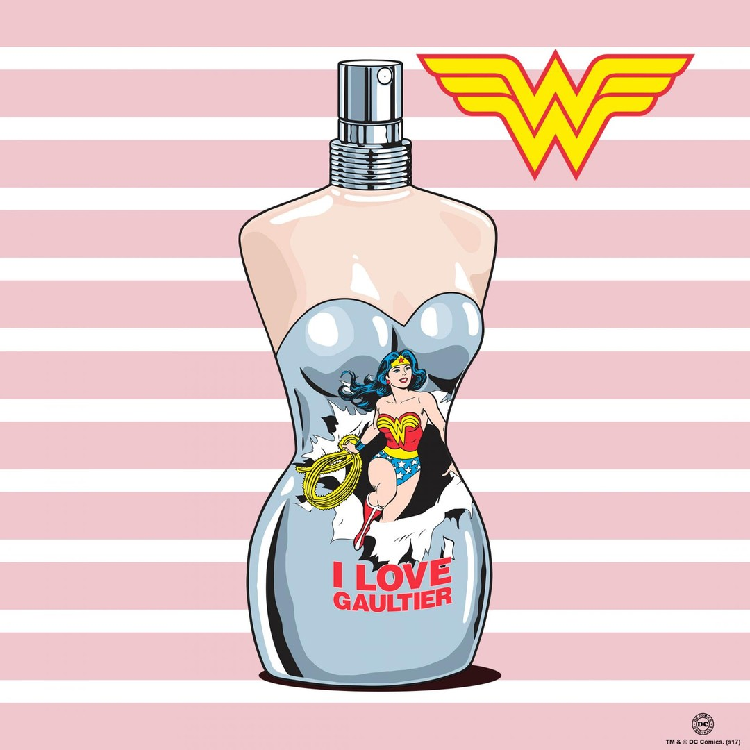 Jean Paul Gaultier Hadirkan Wewangian Wonder Woman