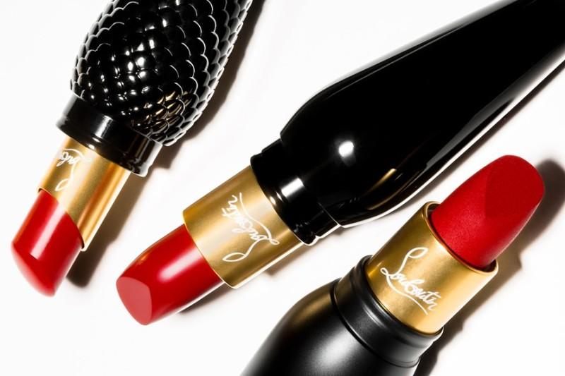 Christian Louboutin Luncurkan Koleksi Lipstik Terbaru