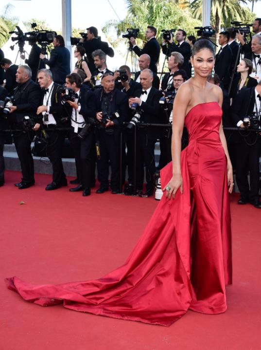 We Love: Chanel Iman Cannes Film Festival 2015