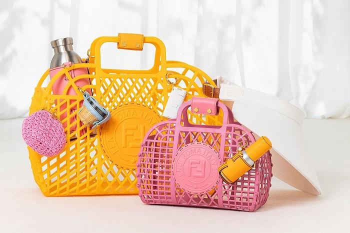 Brand Fendi Luncurkan Basket Bag