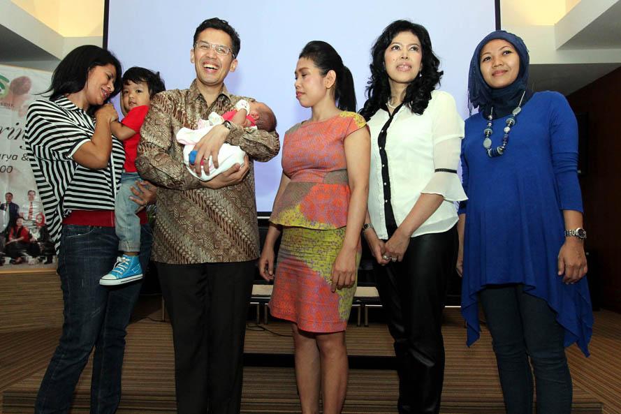 Kesuksesan Program Reproduksi Berbantu di Indonesia