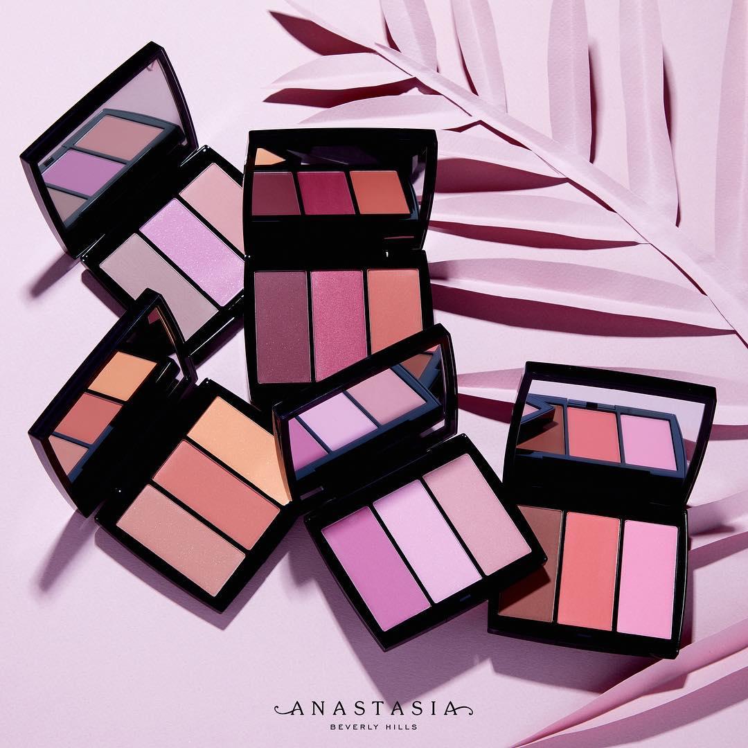 Anastasia Beverly Hills Luncurkan 5 Palet Perona Pipi