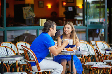 4 Kafe Paling Romantis di Paris