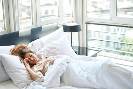 Tidur Berlebihan Tidak Baik untuk Kesehatan?